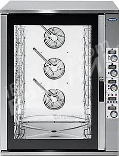 Пароконвектомат PIRON G910RXS D