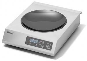 Плита индукционная UN-3,5KC-1 настольная ВОК