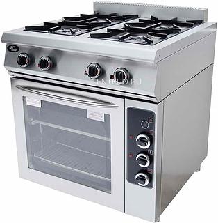 Гриль-мастер Ф5ЖТЛПДГ(п) духовка с 2 горелками
