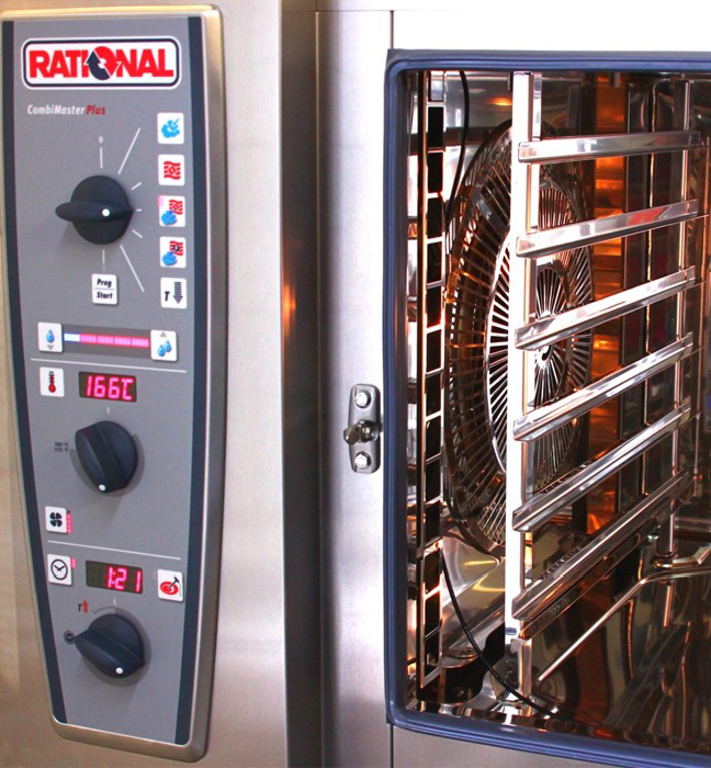 Пароконвектомат RATIONAL CM 61 PLUS