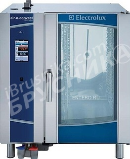 Пароконвектомат Electrolux Professional Air-O-steam Touchline 101