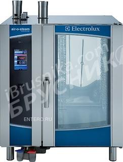 Пароконвектомат газовый Electrolux Professional AOS101GTG1