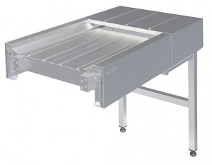 Промежуточный модуль транспортера сбора грязной посуды ATESY Каюр-М длиной 1 м