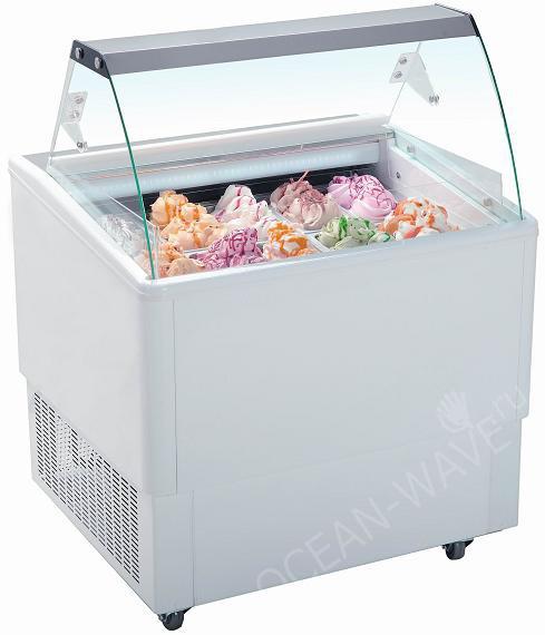 Витрина для мороженого Forcool Smart 8 - купить в интернет-магазине OCEAN-WAVE.ru