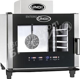 Пароконвектомат газовый UNOX XVC 315 EG