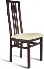 Стул «Палермо 1» с мягким сиденьем (деревянный каркас)
