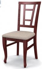 Стул «Милтон» с мягким сиденьем (деревянный каркас)