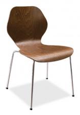 Стул «Jola» с жестким сиденьем (деревянный каркас)