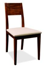 Стул «Питер» с мягким сиденьем (деревянный каркас)