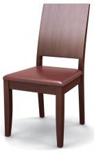 Стул «Ямато-2» с мягким сиденьем (деревянный каркас)