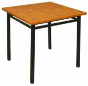 Стол СТ 5/2 со столешницей из ДСП, облицованная пластиком