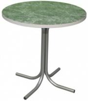 Стол СТ 7 со столешницей из ДСП, облицованная пластиком