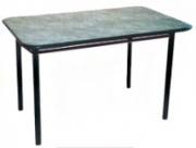 Стол СТ 6/2 со столешницей из ДСП, облицованная пластиком