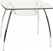Стол обеденный со стеклянной столешницей АТ-932