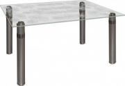 Стол с рисунком на стеклянной столешнице М141-05