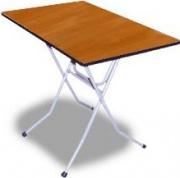 Стол складной 16 ДМ РТР (ножки формы «Ривьера»)