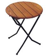 Стол складной 30 РС(РСЕ) КНР (ножки формы «Ривьера»)