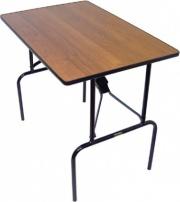 Стол складной 16 ДМ РТП(ПЛП) (ножки формы «Пьедестал»)
