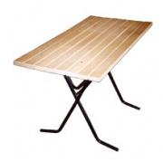 Стол складной 30 РС(РСЕ) ПНР (ножки формы «Ривьера»)