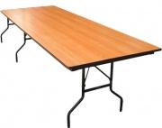 Стол складной 16 ДМ РТД(ПЛД) (ножки формы «Дельта»)