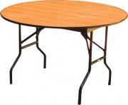 Стол складной 16 ДМ КТД(КЛД) (ножки формы «Дельта»)