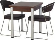 Стол «Чарли» раздвижной (ножки из алюминия)