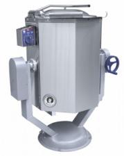 Котел пищеварочный КПЭМ-60 ОР опрокидываемый с ручным приводом