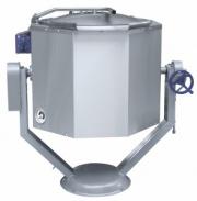 Котел пищеварочный КПЭМ-100 ОР опрокидываемый с ручным приводом