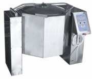 Котел пищеварочный КПЭМ-60 О опрокидываемый с автоматическим приводом