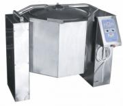 Котел пищеварочный КПЭМ-250 О опрокидываемый с автоматическим приводом