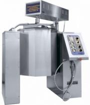 Котел пищеварочный КПЭМ-60 ОМ опрокидываемый с миксером