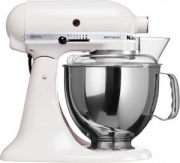 Миксер KITCHEN AID 5KSM150PSEWH (белый)