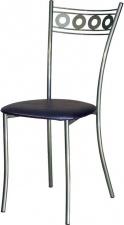 Стул «Греция» с мягким сиденьем (окрашенный каркас)