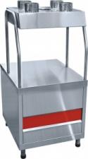 Прилавок для столовых приборов «Аста» ПСП-70КМ