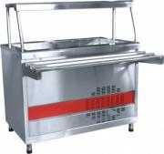 Прилавок холодильный «Аста» ПВВ-70КМ-03-НШ