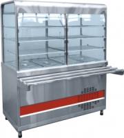 Прилавок-витрина холодильный «Аста» ПВВ-70КМ-С-03-НШ