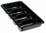 Контейнер для столовых приборов 4 ячейки [JW-4C]