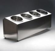 Контейнер для столовых приборов 4 ячейки [SLDC]