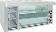 Гриль карусельный для приготовления кур СИКОМ МК-8.12В со встроенной тепловой витриной