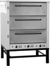 Печь пекарская ХПЭ-500 нержавейка