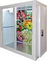 Холодильная камера замкового соединения Марихолодмаш КХ-4,41 (стеклопакет, двери купе)