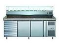 Стол холодильный для пиццы Cooleq PZ2610TN-VRX380