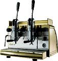 Кофемашина-полуавтомат Victoria Arduino Athena leva 2 brass