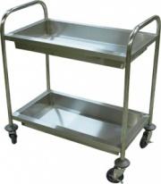 Тележка для сбора посуды [BD2-L2, BTR-2L, BR-2L]