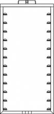 Загрузочный стеллаж для печи FORNI FIORINI BABY