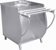 Прилавок для подогрева тарелок «Патша» ПТЭ-70М-80