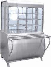 Прилавок-витрина тепловой «Патша» ПВТ-70М