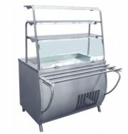 Прилавок-витрина холодильный «Премьер» ПВВ-70Т-01