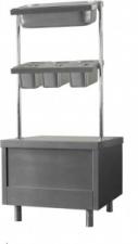 Прилавок для столовых приборов «Тульская» ПС-1