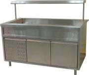 Прилавок холодильный «Тульская» ПВ(Н)О-1
